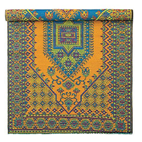 Mad Mats Outdoor Rugs Mad Mats Outdoor Patio Rug Aqua Blue 4 X 6 Ebay