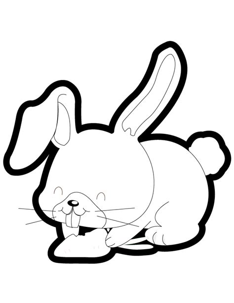 really cute bunny coloring pages coloring pages
