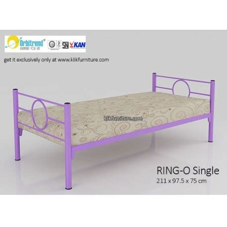 Ranjang Besi Single harga ranjang besi single ring o orbitrend sale