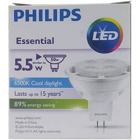 Lu Philips Essential 5w