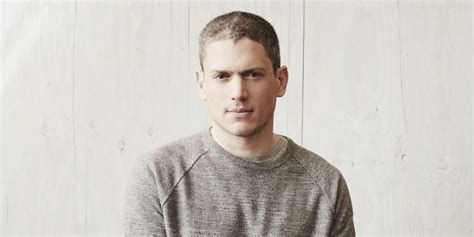 Photos Of Miller by Wentworth Miller Responds To Shaming Meme Opens Up