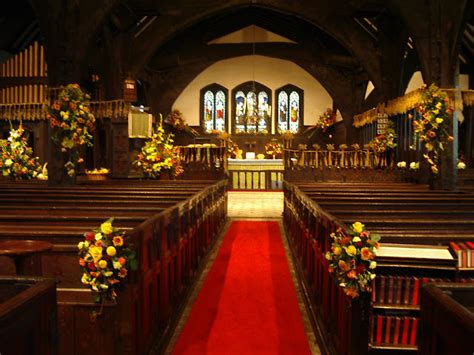 festive decoration services harvest festival britain images