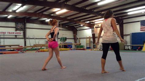 Gymnastics Floor Routine Choreographers by Gymnastics Floor Routine Choreography For Ck Coppage