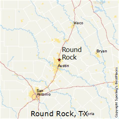 where is rock texas on the map best places to live in rock texas