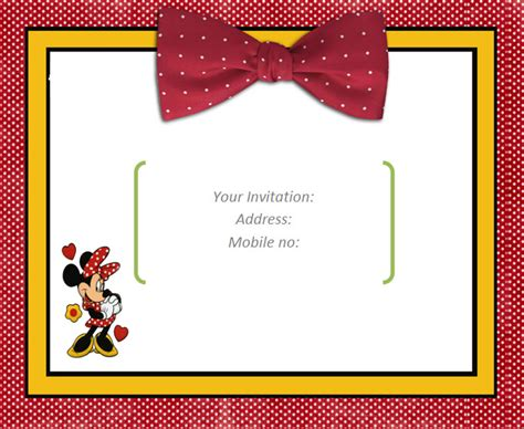 blank templates for invitations 10 best blank invitation templates free premium templates