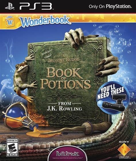 the of harry potter books wonderbook book of potions harry potter wiki