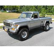 1981 Jeep J10  For Sale To Buy Or Purchase Flemings