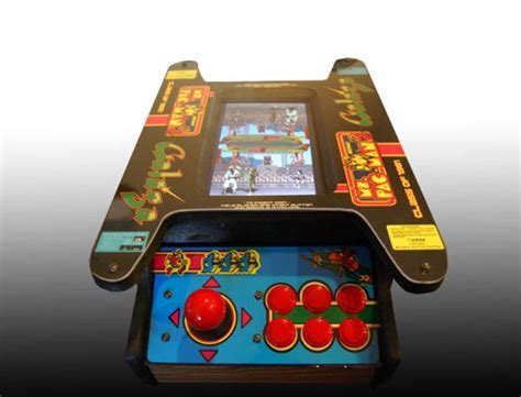 Mini Cocktail MAME Arcade Machine   Gadgetsin