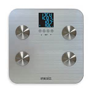 Bathroom Scales Bed Bath And Beyond Homedics 174 531 Healthstation 174 Body Fat Bathroom Scale Bed
