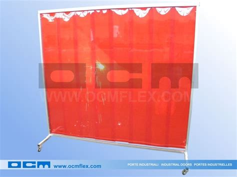 tende per saldatura schermi di saldatura