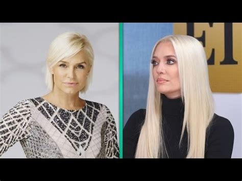 yolanda foster hair tutorial exclusive erika jayne says watching real housewives is