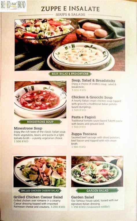 Olive Garden Reviews by Olive Garden Menu Kuwait Restaurants In Kuwait