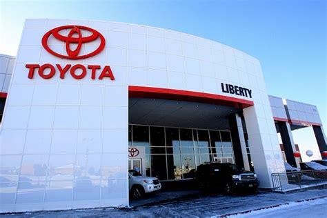 Colorado Toyota Dealers Larry H Miller Liberty Toyota Colorado Springs Toyota