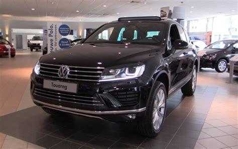 vw touareg 2018 2018 vw touareg interior tdi price review usa new