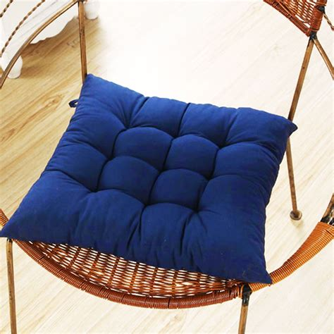 Dining Chair Foam Replacement Dining Garden Office Chair Seat Pad Upholstery Foam Tie Replacement Soft Cushion Ebay