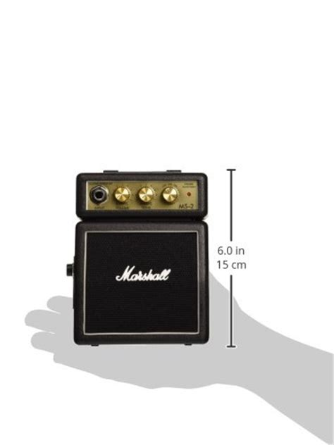 Marshall Ms2 Micro Guitar Lifier marshall ms2 micro guitar lifier accessory in the uae see prices reviews and buy in dubai