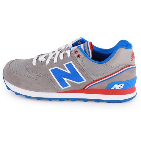 New Balance 574 Grey Blue new balance 574 blue grey www imgkid the image kid