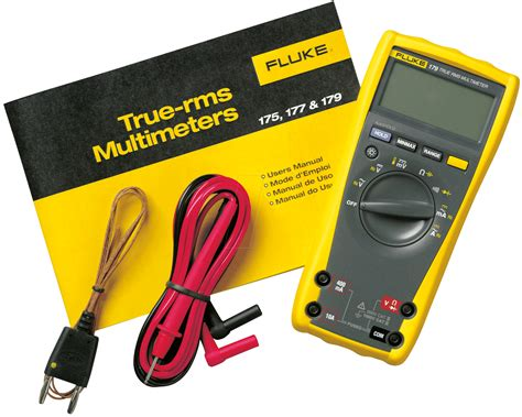 Daftar Multimeter Digital Fluke fluke 179 multimeter 179 digital 6000 counts bei
