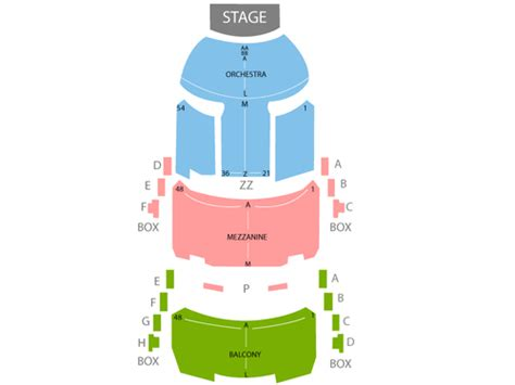 ahmanson theatre seating chart los angeles ahmanson theater seating chart and tickets formerly
