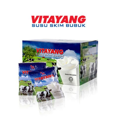 Kk Vitayang Meal skim bubuk colostrum distributor produk kk indonesia