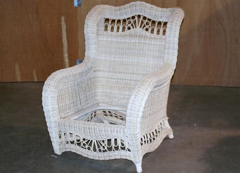 ethan allen wicker chair patio outdoor or indoor