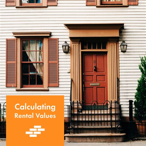 calculating rental value for residential investment