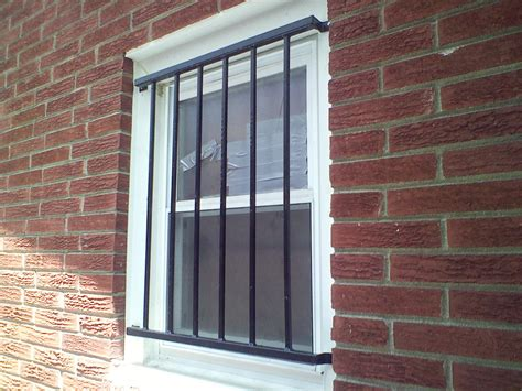 interior window security bars advice for your home
