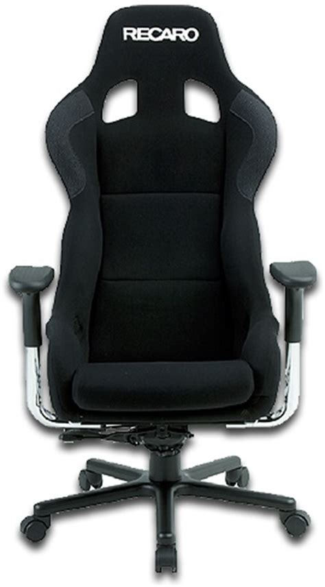Recaro Computer Chair by Quot Recaro Has Applied Its World Renowned Style Comfort And