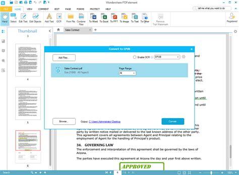 convertir format djvu en epub comment convertir un fichier pdf en epub avec nitro pro