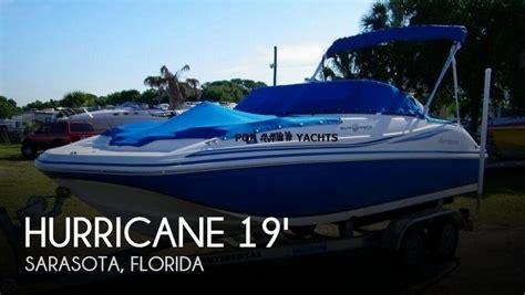 hurricane boats sarasota fl used hurricane 187 boats for sale boats