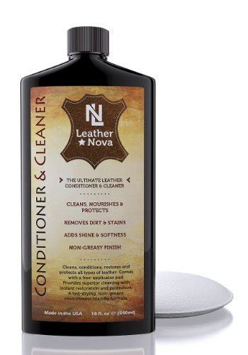 leather cleaner and conditioner for sofa leather conditioner and cleaner for furniture car