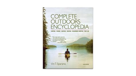 Desire This Complete Outdoors Encyclopedia Camping