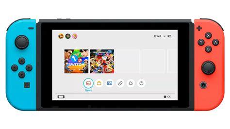 console switch nintendo switch pubblicate le caratteristiche tecniche