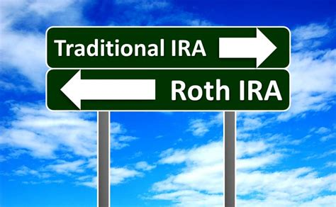 traditional ira or roth which is better for you traditional ira or roth ira