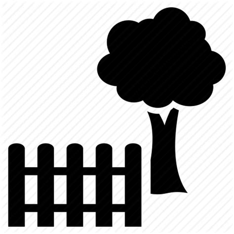 Garden Icon by Court Environment Garden Gardening Green Nature Tree