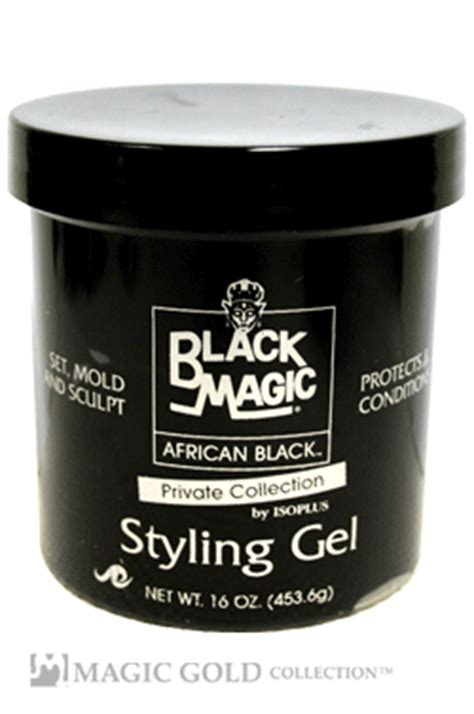 styling gel on black hair black magic styling gel 16oz