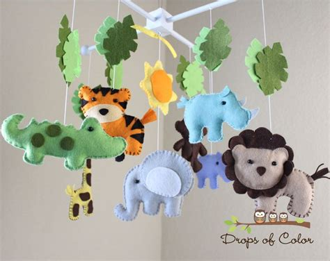 Handmade Nursery Mobile - 17 best ideas about baby mobiles on