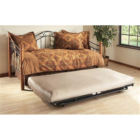 daybed bedroom sets hillsdale furniture winsloh daybed with trundle 117703