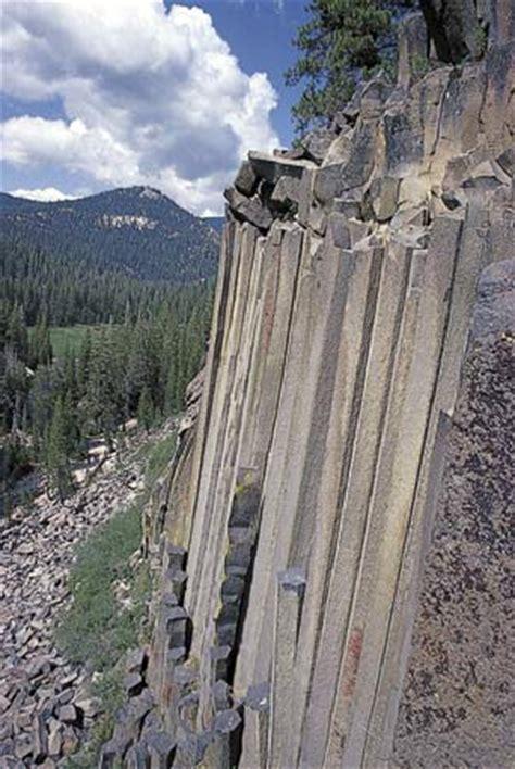 Cal Rok Payung Flow basalt s postpile encyclopedia children s homework help