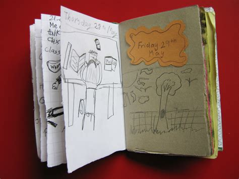 sketchbook small exles of primary school sketchbooks