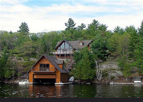luxury cottage for sale georgian bay parry sound cottages for sale the finchams
