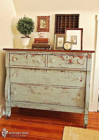 how to turn your furniture into shabby chic furniture