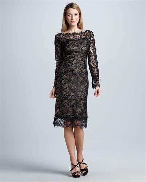 sleeve lace cocktail dress tadashi shoji sleeve lace cocktail dress dresscab