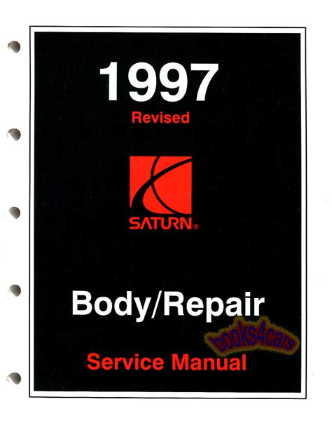 how to download repair manuals 1997 saturn s series electronic throttle control shop manual service repair book saturn 1997 body