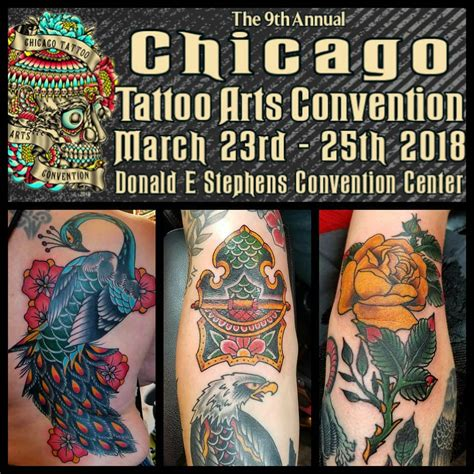 tattoo convention chicago 2018 josh hall author at tattoos on lamar