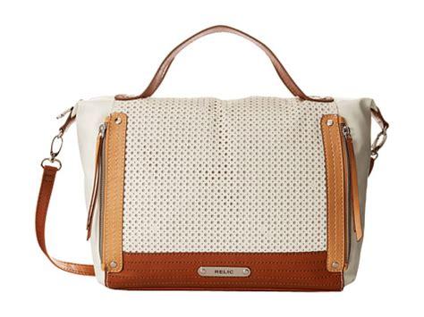 Tas Relic Ew Tote Neutral Multi relic purses handbags totes satchels bags relic