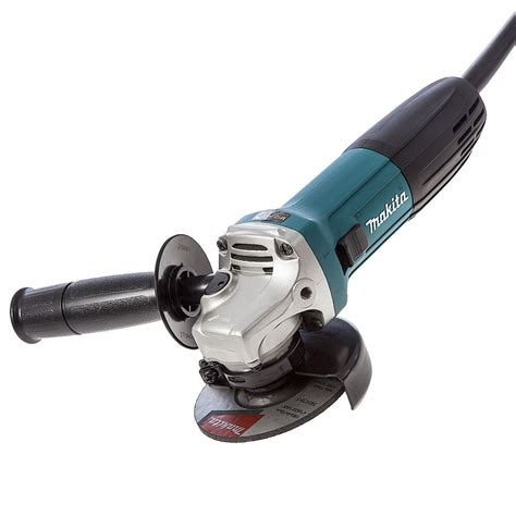 Makita Ga4030 Angle Grinder makita ga4030 4 inch angle grinder 720w side grip included
