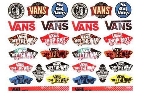 Vans Off The Wall Sticker vans stickers