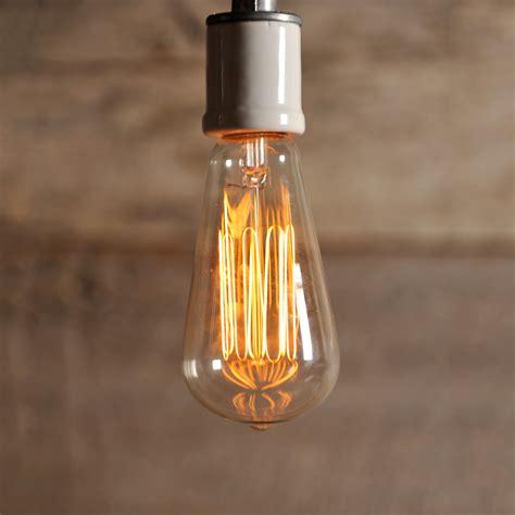 old style light bulbs vintage style edison light southern lights electric
