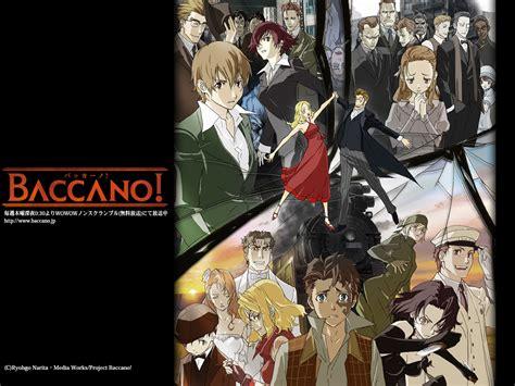 Bc Cano baccano anime anidb